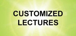 Power Quality Customized Lectures