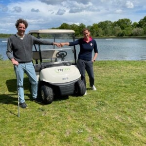Golf and the power of connecting